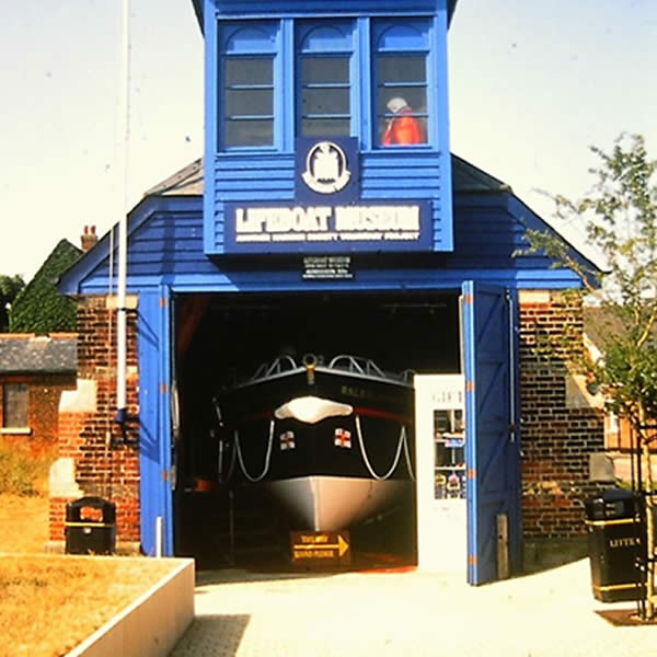 Lifeboat Museum, Harwich