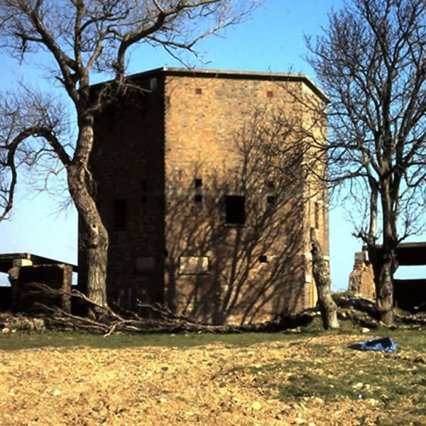 The Radar Tower, Harwich