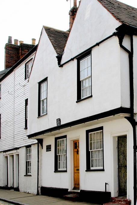 Christopher Jones House, Harwich