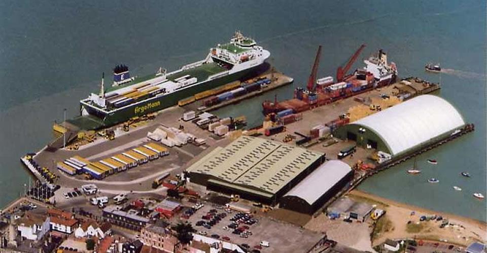 The Navyard Wharf, Harwich