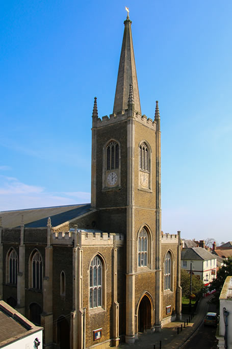 St Nicholas Church, Harwich