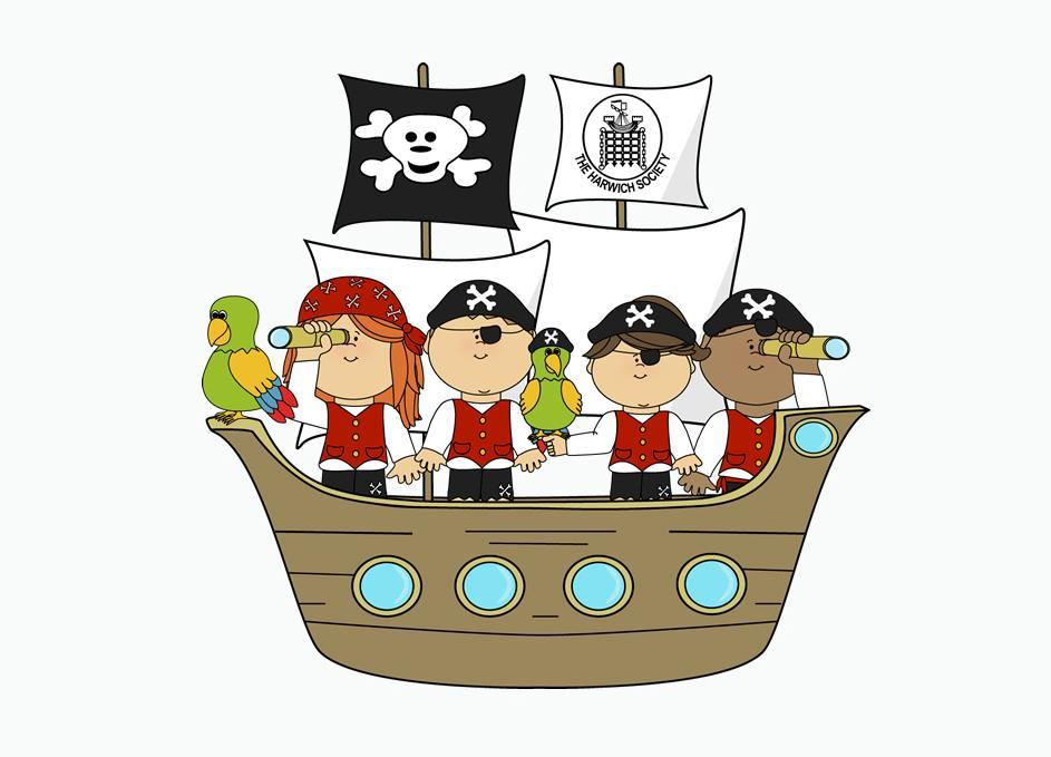 International 'Talk Like a Pirate Day' 2021 | The Harwich Society