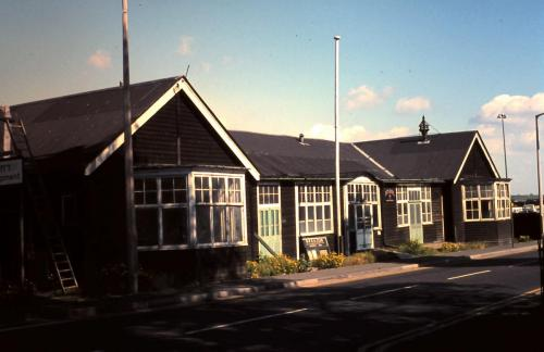 Parkeston Railway Club