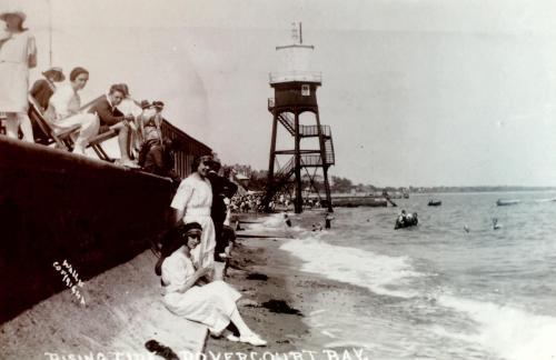Dovercourt Beach